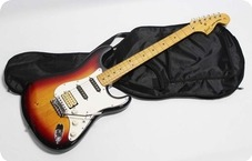 Greco Super Sounds Strat 1979 Sunburst