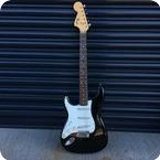 Fender Stratocaster Left Handed 1975 Black
