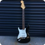 Fender Stratocaster Left Handed 1975 Black