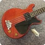 Gibson EB 0 Ex Steve Howe Yes 1960 Cherry