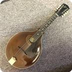 Gibson H1 Mandola Ex Steve Howe YES 1918 Walnut Stain