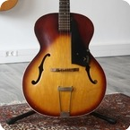 Guild A 50 1961 A 50 1961 Sunburst