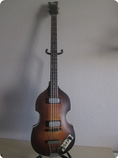 Hofner 500/1 1965 Sunburst