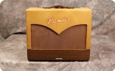 Multivox Premier-Twin 8-1959-Tan