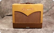 Multivox Premier Twin 8 1959 Tan