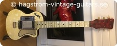 Hagstrom Hagstrom Sweetone 1959 Red White