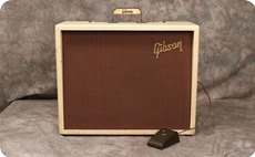 Gibson GA 8 Gibsonette 1960 Light Tan