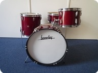 Beverley Jazzset 1960 Red Sparkle