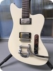 Tonfuchs Guitars Bulldog 2018 White