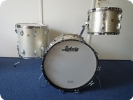 Ludwig SuperClassic Drumkit 1966 Silver Sparkle