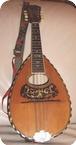 Martin Style 4 Mandolin 1917 Natural