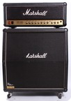 Marshall JCM800 Model 2210 W 1960A Cab 1985 Black