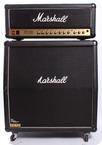 Marshall JCM800 Model 2210 W 1960A Cab 1985 Black