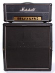 Marshall JMP 100w 2203 W Cab 1978 Black