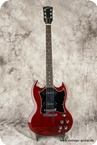 Gibson SG P 90 2009 Winered