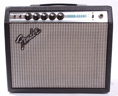 Fender Vibro Champ 1979 Silverface