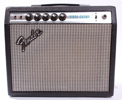 Fender Vibro Champ 1979 Silverface
