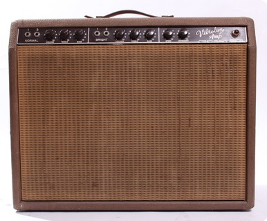 Fender Vibrolux  1962 Brownface
