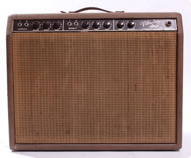 Fender Vibrolux  1962 Brownface