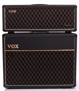 Vox Ac30 Treble Boost Super Twin 1966 Black