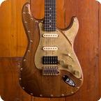 Paoletti Guitars Telecaster 2018 Butterscotch