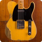 Fender Custom Shop-Telecaster-2018-Butterscotch