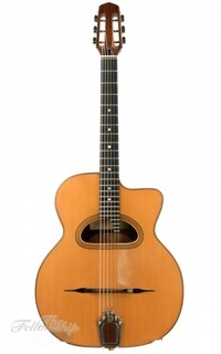 Hans De Louter D Hole Gypsy Guitar 1992
