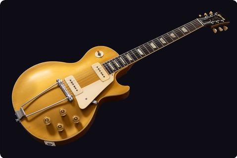 Gibson Les Paul Standard 1953 Gold Top