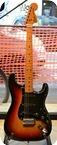 Fender Stratocaster 1978 Sunburst