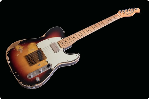 Fender Andy Summers Telecaster 2007 Sunburst