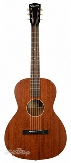Waterloo Wl 12 All Mahogany