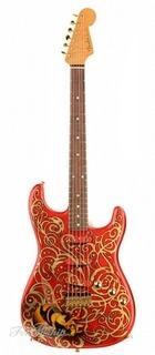 Fender Custom Fender Masterbuilt John Cruz Pamelina Wasp Stratocaster 2005