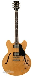 Gibson Es335 Dot Antique Natural Custom Shop 1985