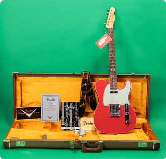 Fender Telecaster Custom, Custom Shop Edition 2013 Fiesta Red