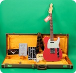 Fender Telecaster Custom Custom Shop Edition 2013 Fiesta Red