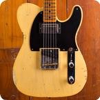 Fender Custom Shop-Telecaster-2018-Aged Nocaster Blonde