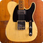 Fender Custom Shop Telecaster 2018 Aged Nocaster Blonde