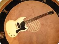 Gibson SG TV Junior Polaris 1962 Polaris White