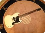 Gibson SG Junior Polaris 1962 Polaris White