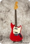 Fender Duo Sonic 1964 Dakota Red