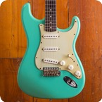 Fender Custom Shop Stratocaster 2002 Sea Foam Green