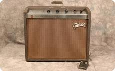 Gibson GA 17 RVT Scout 1964 Brown Tolex