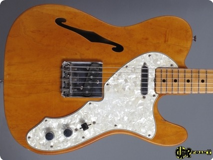Fender Telecaster Thinline I 1971 Natural