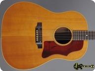Gibson J 50 1969 Natural