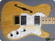 Fender Telecaster Thinline II 1972 Natural