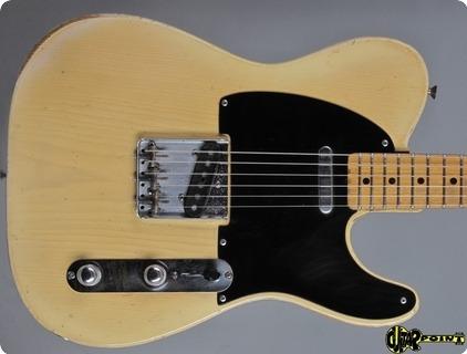 Fender Telecaster 1954 Blond