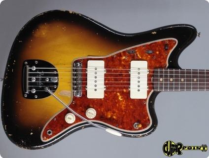 Fender Jazzmaster 1960 3 Tone Sunburst