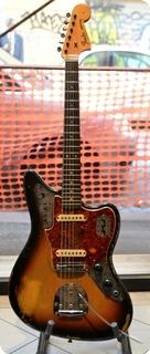 Fender Jaguar 1963 Sunburst