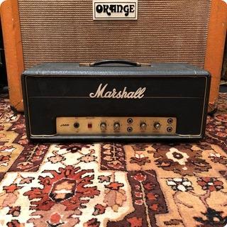 Marshall Vintage 1973 Marshall Jmp Lead Bass 20w Valve Amplifier Head