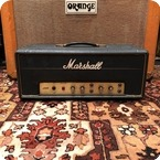 Marshall Vintage 1973 Marshall JMP Lead Bass 20w Valve Amplifier Head